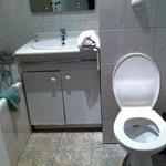 salle de bain 1 serviette pour deux