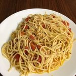 Mama's pasta...delicious!