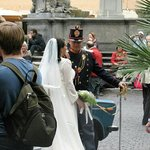Rome getting married in Trastevere 2