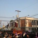 Paso de una solemne procesión