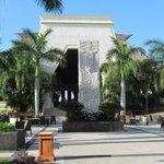 Coba Plaza