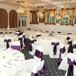 Crystal Room, weddings