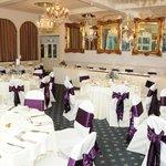 Crystal Room, weddings