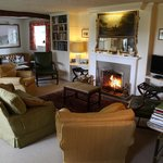 Warmth and Comfort in the Sitting Room