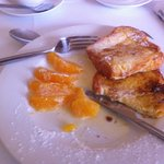 French toast with a difference .. Magic :)