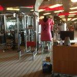 Borgata Gym