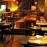 El resto, espacioso y con opciones a la hora de elegir un lugar tanto para cenar o para tomar al