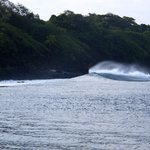 Leftovers. Great reef break accessible by boat.