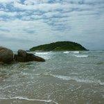 playa ouvidor en praia do rosa brasil