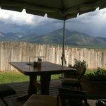 Patio View!!