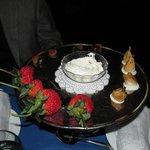 The Dessert Plate