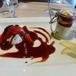 Oh the dessert!