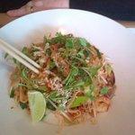 Wagamama Pad Thai @ Trinity Leeds