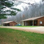 Pine Point Lodge 6 person cabins