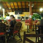 ein Abend in der Bamboo Bar