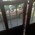 Gran Sala street window