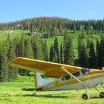 Backcountry training in Idaho