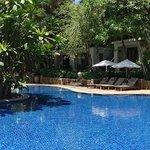 Lovely, quiet pool