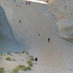 Sand Hill Near Waheap Marina