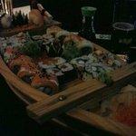non sapete cosa vi perdete! il wasabi è unico...