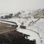 Snowy St Ouens Bay