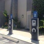 Ramada Santa Barbara Electric Car Charging Stations