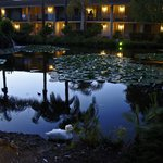 Ramada Santa Barbara Freshwater Lagoon in the Evening