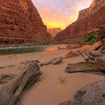 North Canyon sunset