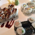 Three-Roll Lunch Special @ $11