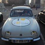 Best sponsor car in the world!