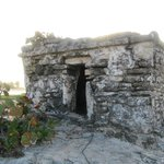 ruin on site