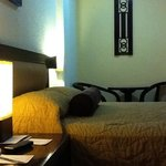 Doppelbett, Zimmer 1702