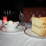 Cobbler and Cheesecake!  YUM!