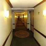 Pasillo piso 9