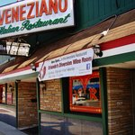 The Veneziano on Granby Street.