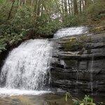 Waterfall on the Appalachian Trail