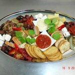 Share a platter with friends