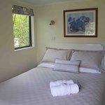Chalet 4: Main bedroom