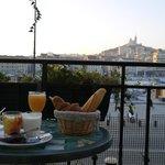 Hotel ecologique Bellevue Vieux Port Marseille - Green Hotel