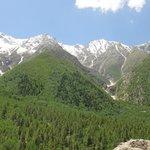 Mountains near Sangla