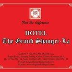 Hotel The Grand Shangri-La