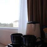 Tea or coffe making