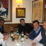 Techne / Coman - International group dinner