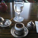 Gavhe' (Caffe' alla turca)