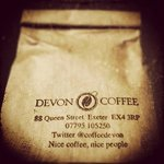 Devon Coffee - Independent coffee in Exeter