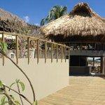 Cafe Sunzal, Playa El Sunzal, El Salvador