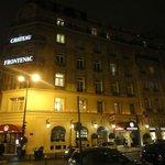 Fachada Hotel Chateau Frontenac