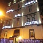 facciata hotel dicembre