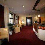 Nettes Hotel, warme Atmospfäre, freundliches Personal, gute Frühstück auswall