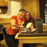 Raclette im L'Imprevu